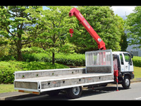HINO Ranger Truck (With 5 Steps Of Cranes) KK-FD1JLDA 2001 149,998km_2