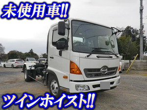 HINO Ranger Container Carrier Truck SDG-FC7JEAA 2014 1,000km_1