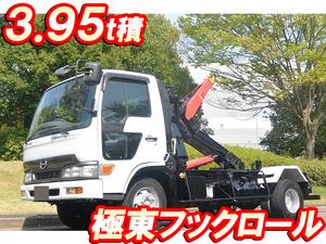 HINO Ranger Container Carrier Truck KK-FC3JEDA 2001 -_1