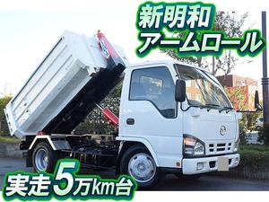 MAZDA Titan Arm Roll Truck PB-LKR81N 2004 55,778km_1