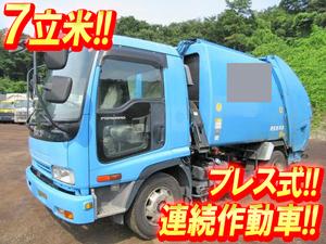 ISUZU Forward Garbage Truck PB-FRR35C3S 2006 183,000km_1