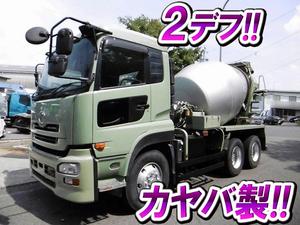 UD TRUCKS Quon Mixer Truck ADG-CW2XL 2006 242,000km_1