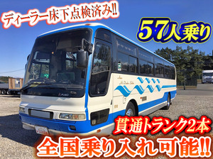 MITSUBISHI FUSO Aero Ace Tourist Bus KL-MS86MP 2001 668,475km_1