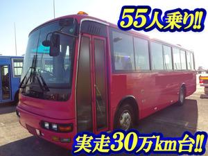 MITSUBISHI FUSO Aero Midi Bus KK-MK23HJ 2004 376,584km_1