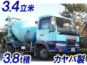 UD TRUCKS Condor Mixer Truck KK-MK252AB 2000 279,608km_1