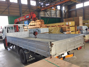 Fighter Mignon Truck (With 4 Steps Of Cranes)_2