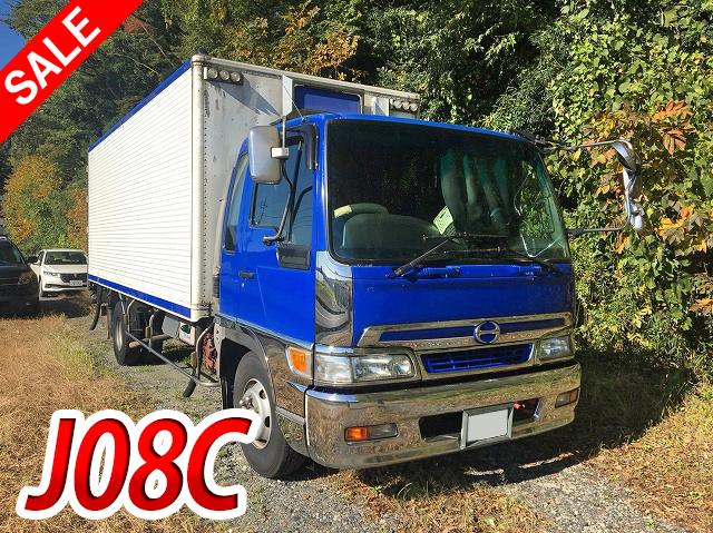 HINO Ranger Refrigerator & Freezer Truck KK-FD1JKDA 2000 825,210km_1