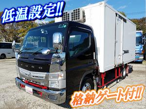 MITSUBISHI FUSO Canter Refrigerator & Freezer Truck TKG-FEB50 2013 176,190km_1