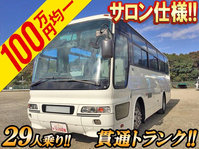 MITSUBISHI FUSO Aero Midi Tourist Bus KC-MM822H 1997 1,325,741km_1