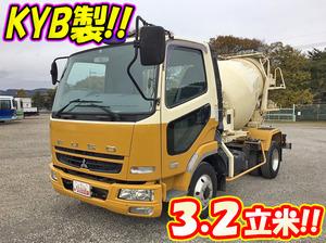MITSUBISHI FUSO Fighter Mixer Truck PA-FK71D 2006 32,574km_1