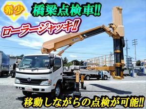 HINO Dutro Cherry Picker BDG-XZU404X 2011 20,154km_1